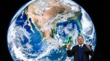 Jet-setting Davos elite frets about climate