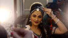 Pics: Gracy Singh's performance at ISKCON will return you to the good ol' 'Lagaan' days