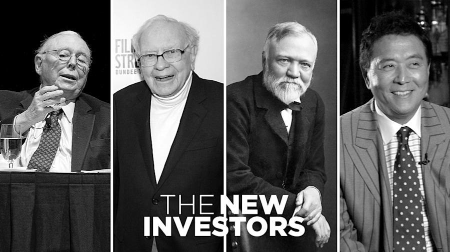 20 brilliant quotes from the world's greatest investors