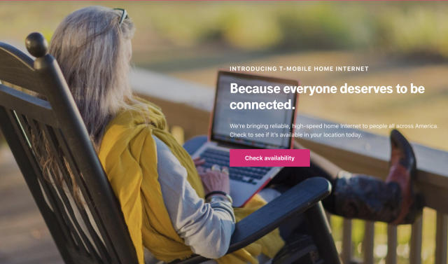 T-Mobile opens Home Internet signups in Michigan