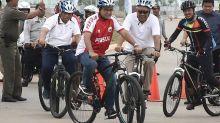 Anies Sebut Jakarta Kota dengan Jumlah Pejalan Kaki Paling Rendah di Dunia