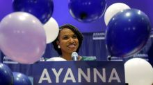 After upset win, Massachusetts Democrat comes out swinging at Trump
