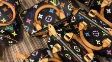 Kim Kardashian Bought Louis Vuitton Handbags for All the 'Baby Girls' in the Family