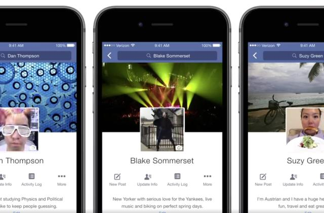 Create Facebook profile videos with Vine, Boomerang and more