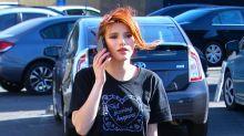 Bella Thorne se burla de las acusaciones de plagio a su debut en el mundo de la cosmética