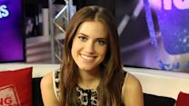 'Girl' Star Allison Williams on Golden Globes Triumph
