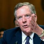 USTR Lighthizer denies he said China tariffs on hold