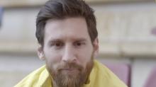 A Messi se le quiebra la voz al recordar a Tito Vilanova en un documental sobre el ex entrenador del Barça