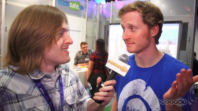 Chris and Maxwell hunt for The Perfect PC at Gamescom 2012