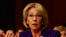 Betsy DeVos just compared school choice to taking Uber over a taxi — here's why that could be troubling