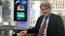 Nobel winner Robert Shiller: Stay in the market because it 'could go up 50 percent from here'