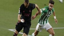 LaLiga: VAR decisive in Real Madrid's win over 10-man Real Betis; Huesca hold Valencia