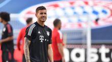 Hernández denkt über Bayern-Abschied nach