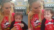 Coco Austin is being mom-shamed for giving her toddler soda