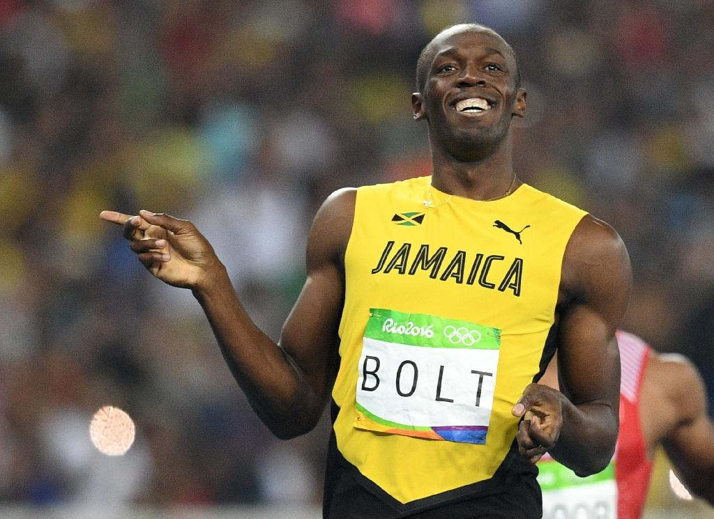 Bolt wants a world record in Rio Olympics 200m final