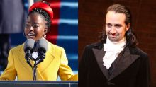 Inaugural poet Amanda Gorman reveals she used a 'Hamilton' song to help beat speech impediment