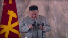 Sorry doesn't seem to be the hardest word for N. Korea's Kim