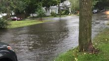 Flash Flooding Hits Twin Cities in Minnesota