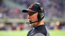 Report confirms that ex-Bears coach John Fox wanted different QB in draft over Mitch Trubisky