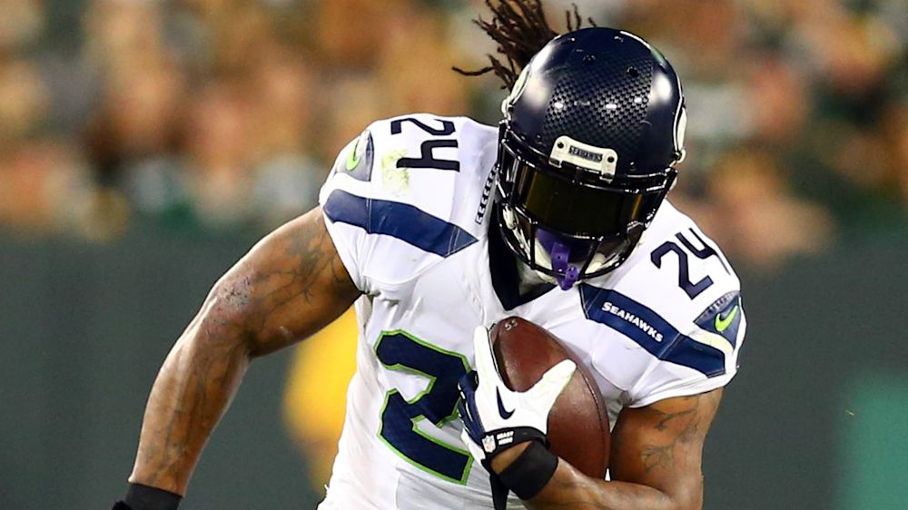 Raiders GM McKenzie: Marshawn Lynch 'has more than enough left'
