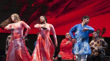 Layla and Majnun, Sadler's Wells, review: Music is the star of juicily choreographed tale