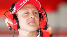 """Gregoraci: """"Schumacher comunica con gli occhi e vive in Spagna"""""""