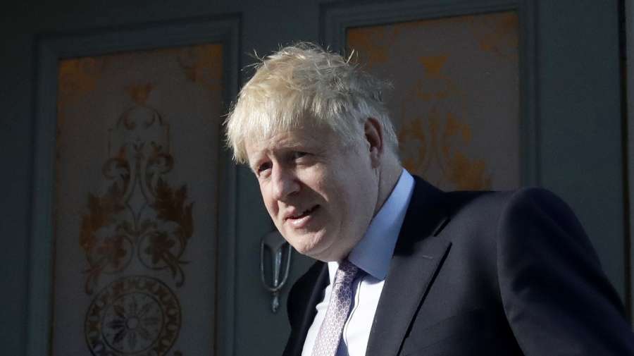 Breaking: Johnson backed by majority to be next PM