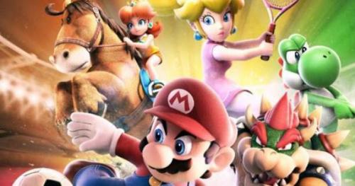 Football - tennis - Jeux vidéo - Mario Sports Superstars : Cinq disciplines très inégales...