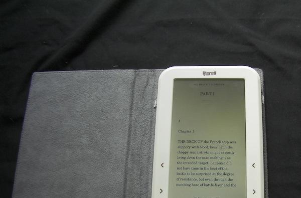 Sharper Image Literati e-reader gets a 'don't even bother' review