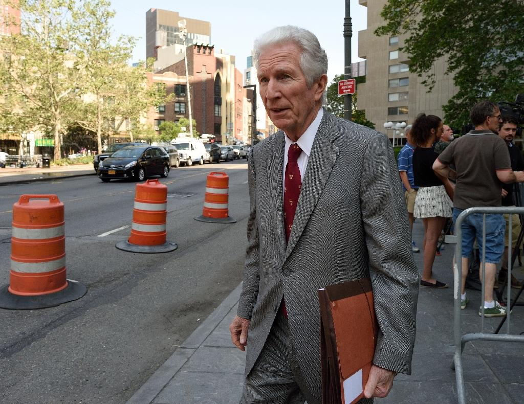 Court-appointed mediator for the Argentina debt default case, Daniel Pollack, pictured on May 29, 2015, will oversee new talks (AFP Photo/Don Emmert)