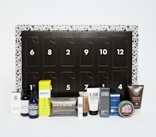 Count down the holiday in style with these men's grooming advent calendars