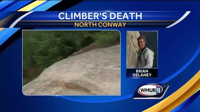 Accomplished climber dies after fall in North Conway