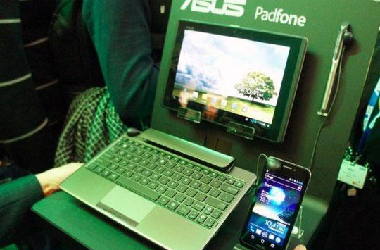 ASUS PadFone priced and ready for pre-order in Taiwan tomorrow, launches mid-April
