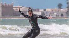 Watch: Katrina Kaif goes surfing in Morocco