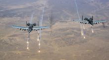 Airstrikes called in as Taliban attempt to breach Bagram Air Base