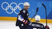Team USA hockey wakes up to roll into quarterfinals