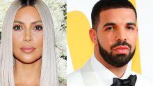 "Kim Kardashian Denies Hooking Up with Drake: ""Never Happened"""