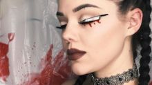The Halloween-Inspired Eye Look That's Blowing Up Instagram