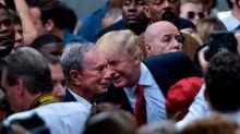 Trump utiliza su altura como arma política en la campaña presidencial