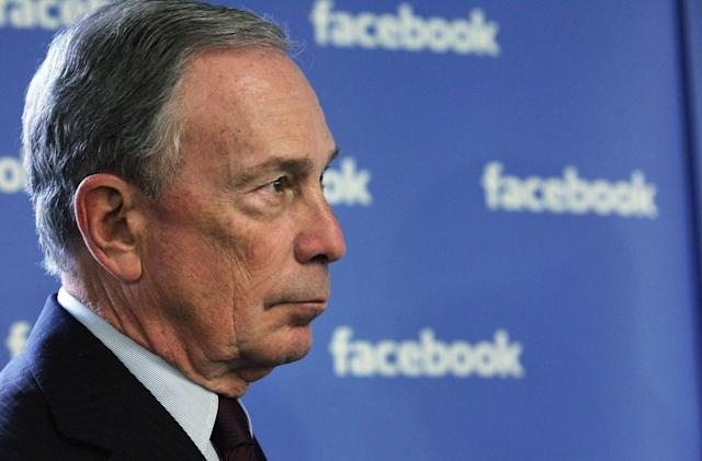 Facebook plans to clarify when pro-Bloomberg posts come from staffers