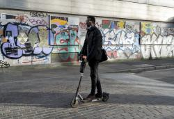 London will open electric scooter trials in June