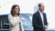 Prinz William und Herzogin Kate: Drittes Baby hat schon eine eigene Webseite