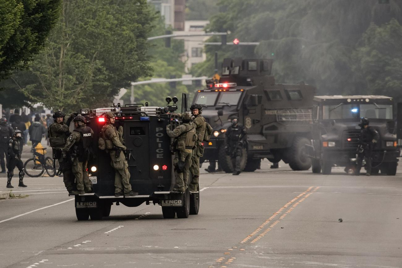 43 House Democrats Join Call for More Restrictions on Transfer of Military Gear to Police