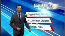 Matt's Tuesday Morning Forecast