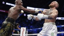 Conor McGregor unhappy with Mayweather stoppage: 'Let the man put me down!'