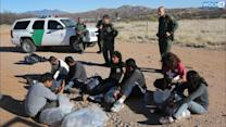 Gov't Arrests 192 On Immigrant Smuggling Charges