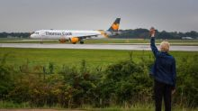 Thomas Cook: Holidaymakers left helpless as last-ditch talks to save debt-laden travel giant continue