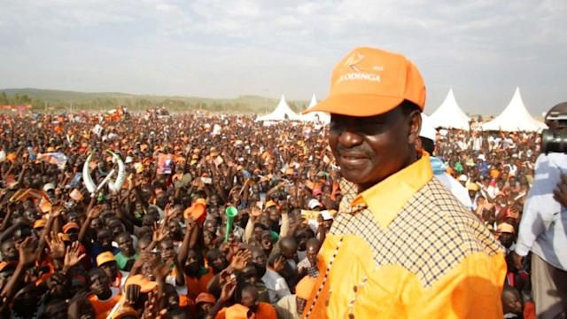 Odinga hoping for third time lucky