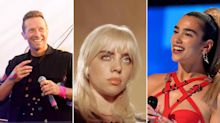 Billie Eilish, Coldplay, Dua Lipa Set for 2021 iHeartRadio Music Festival