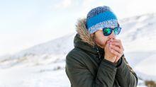 Sensibilidad al frío: ¿Y si la piel se vuelve azul o púrpura?